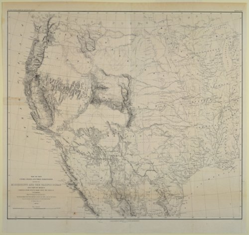 United States and their Territories between the Mississippi and Pacific Ocean and part of Mexico - Page