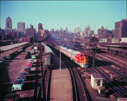 Dearborn station in Chicago, Illinois - Page