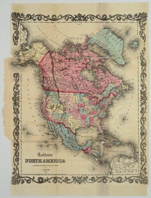 Colton's North America - Page
