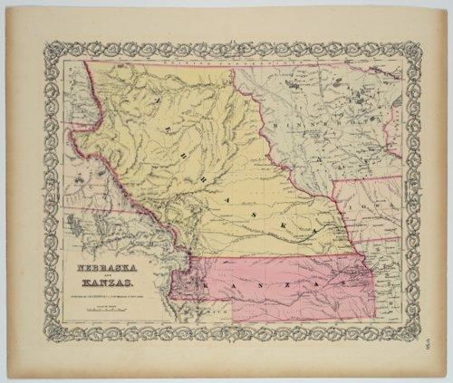 Nebraska and Kanzas - Page