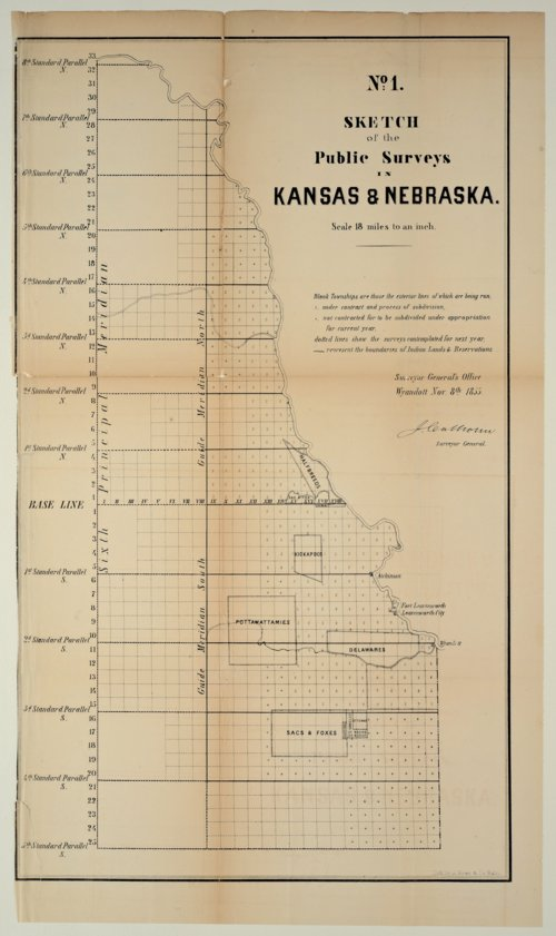 Sketch of the Public Surveys in Kansas and Nebraska - Page