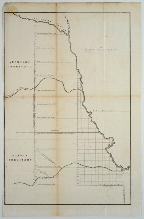 Nebraska Territory and Kansas Territory - Page