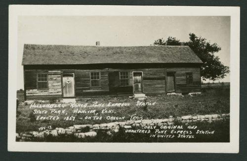 Hollenberg Pony Express Station - Page