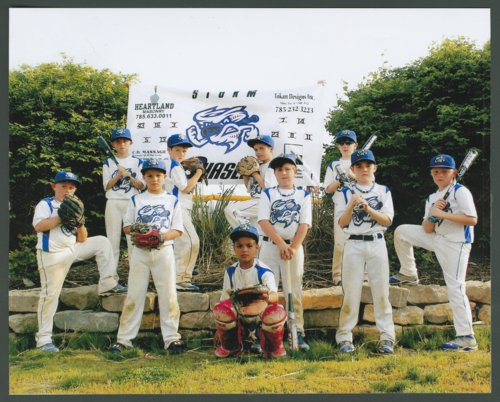Storm Chasers youth baseball team in Topeka, Kansas - Page