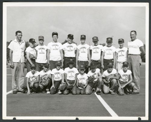 Cardwell Drillers baseball team in Wichita, Kansas - Page