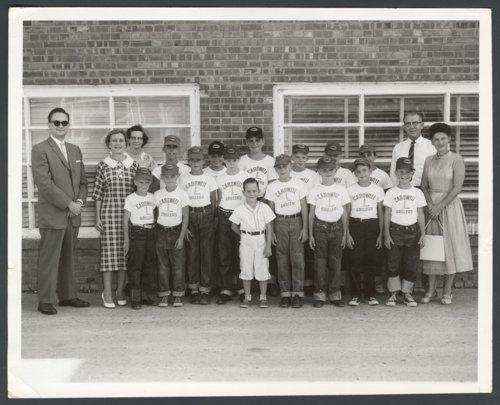 Cardwell Drillers baseball team in Wichita, Kansas - Page