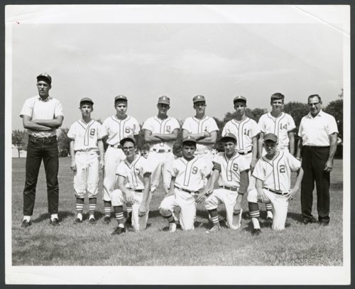 Western Auto Aces baseball team in Wichita, Kansas - Page