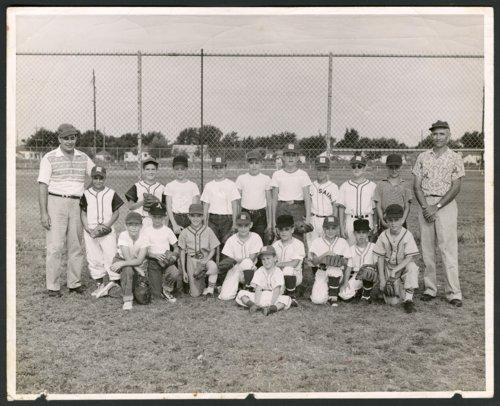 Bartlett Hodags baseball team in Wichita, Kansas - Page