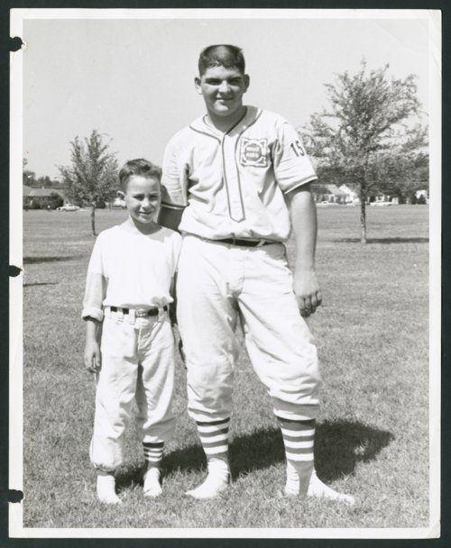 Mark Berndsen and David Olendorf in Wichita, Kansas - Page