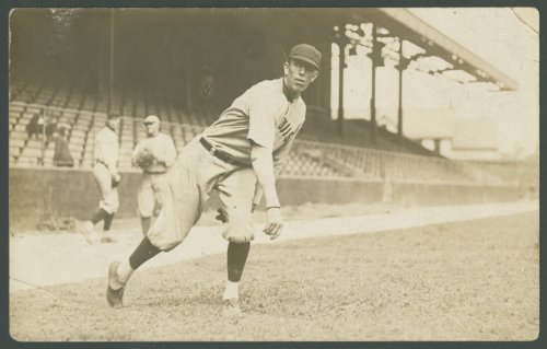 Wiley Taylor of the St. Louis Browns baseball team - Page