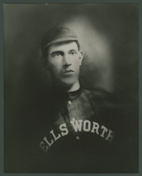 Wiley Taylor of the Ellsworth minor league baseball team - Page