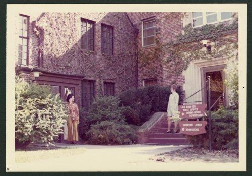 C. F. Menninger Memorial Hospital - Page