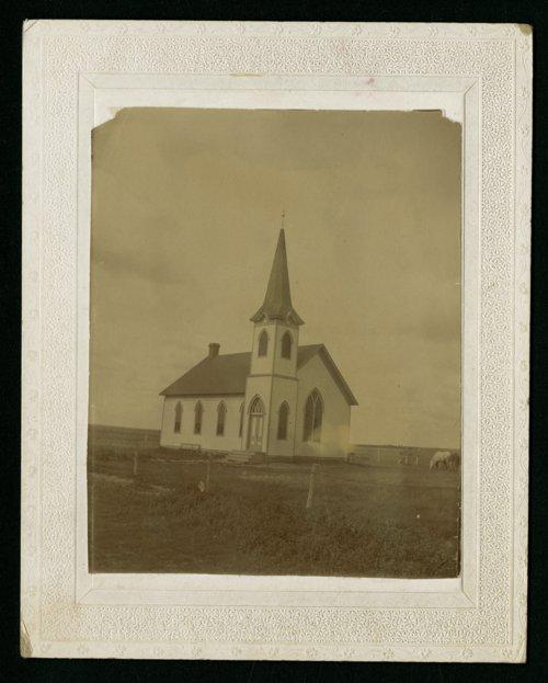 Bison Methodist Church in Bison, Kansas - Page