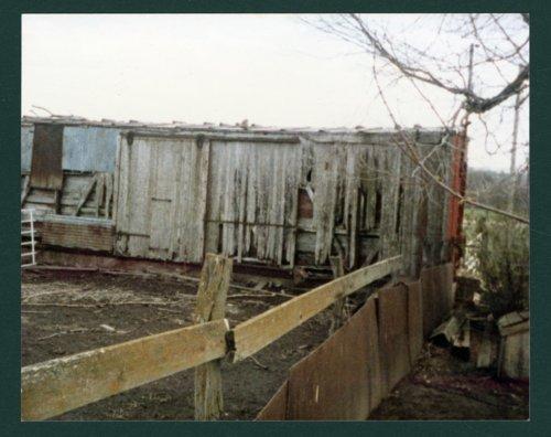 Barn on Arlen Kirkwood's farm in Shawnee County, Kansas - Page