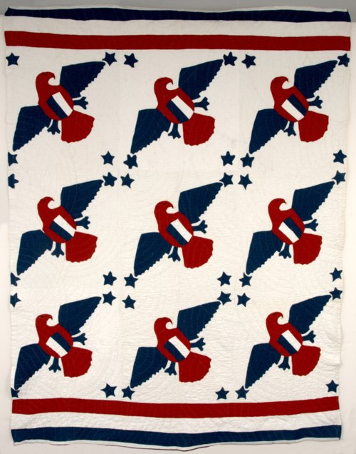 Eagle quilt - Page