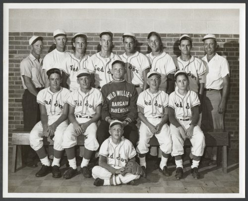Red Sox youth baseball team in Topeka, Kansas - Page
