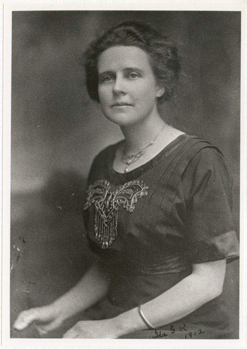 Ida May Gleason Raymond - Page