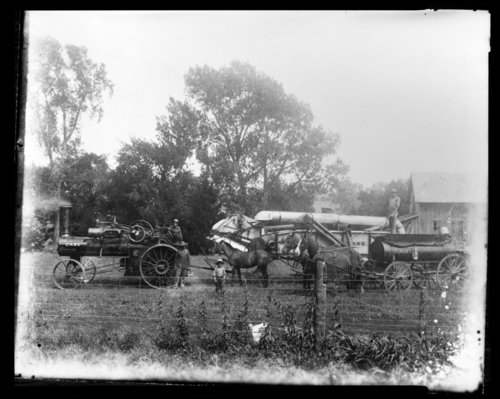 Edward L. Knapp's farm equipment - Page