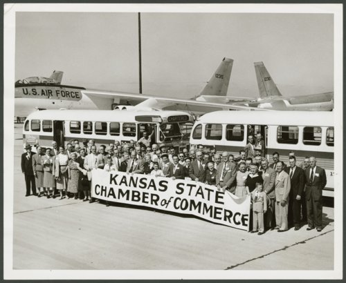Kansas State Chamber of Commerce in Wichita, Kansas - Page