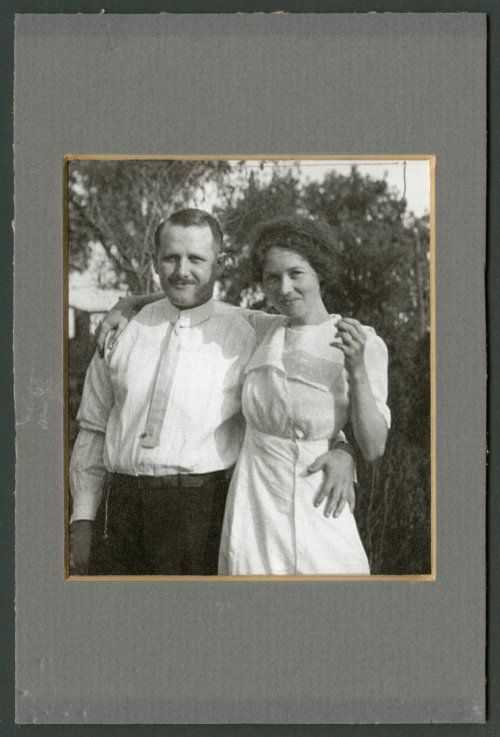 Walter G. Thiele and Maude Baker Thiele - Page