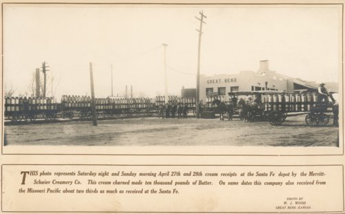 Merritt Schwier Creamery Company, Great Bend, Kansas - Page