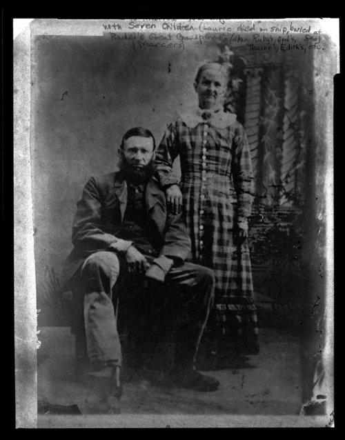 Alfred and Elizabeth Springett Mercer - Page