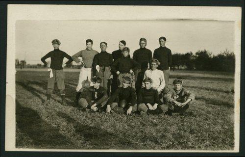 Mount Hope High School football team in Mount Hope, Kansas - Page
