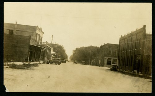 West Main Street in Mount Hope, Kansas - Page