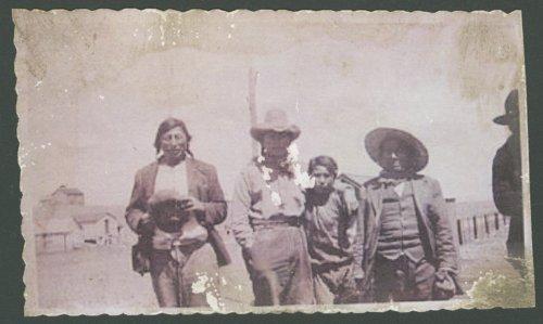 Potawatomi Prairie Band tribal members - Page
