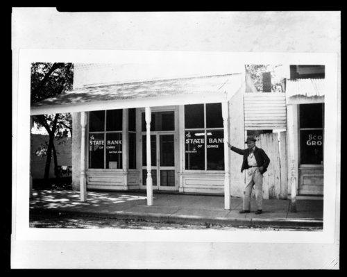 State Bank of Ozawkie, Ozawkie, Kansas - Page