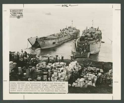 World War II Naval operations, Kiska, Alaska - Page