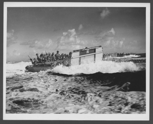 Coast Guard at Saipan, Japan - Page