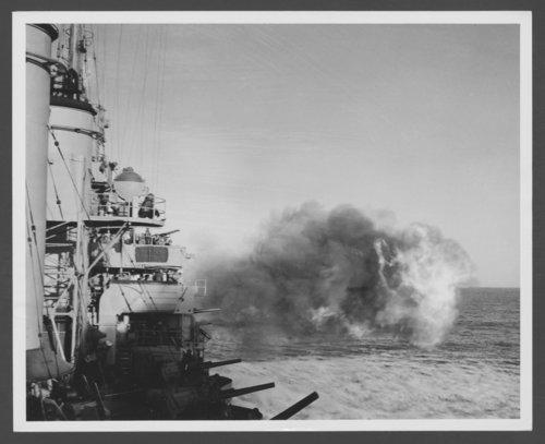 World War II Naval operations, Licata, Sicily - Page