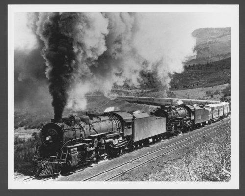 Atchison, Topeka & Santa Fe Railway Company's El Capitan - Page