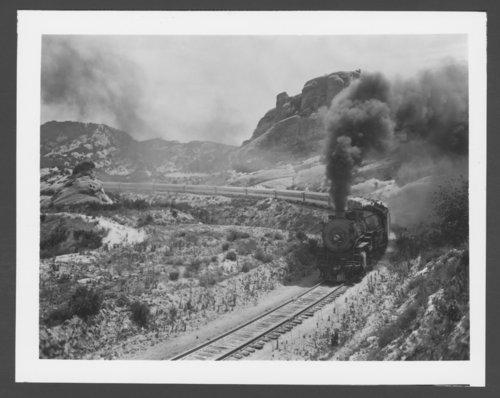 Atchison, Topeka & Santa Fe Railway Company's Chief - Page