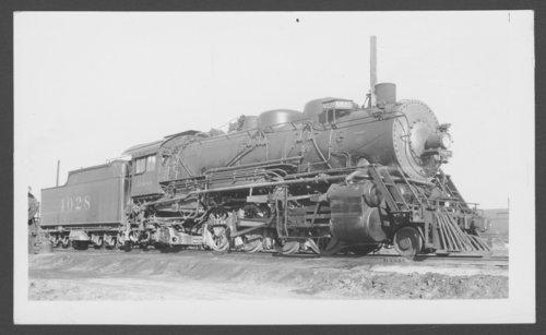 Atchison, Topeka & Santa Fe Railway Company's steam locomotive #4028 - Page