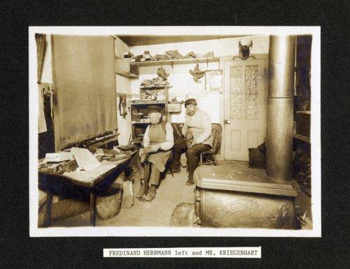 Herrmann Shoe Shop in Alma, Kansas - Page