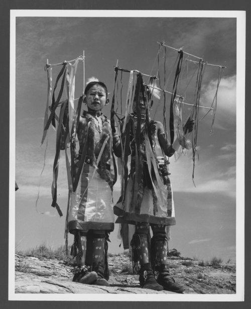 Navajo Wand Dancers - Page