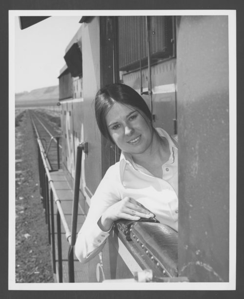 Atchison, Topeka & Santa Fe Railway Company worker - Page