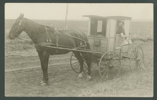 Rural Free Delivery Carrier, Nemaha County, Kansas
