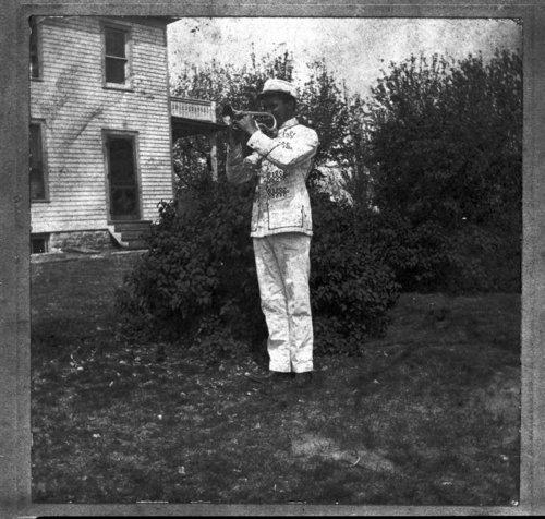 Lester Yeakley at Rogler Ranch - Page