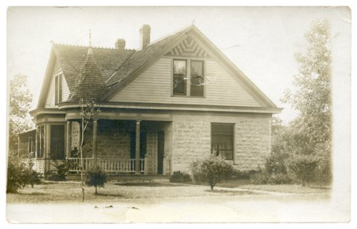 Speer home in Alma, Kansas - Page
