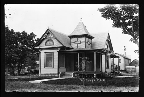 L. Rice's residence in Mount Hope, Kansas - Page