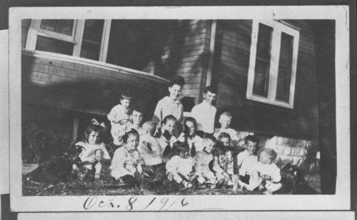 Children at Roger Ranch - Page