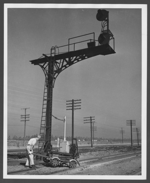 Atchison, Topeka & Santa Fe Railway Company employee - Page