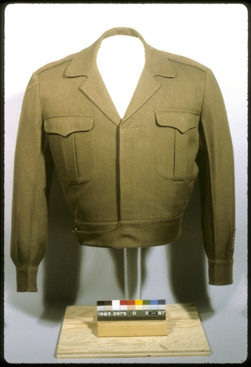 Dwight D. Eisenhower military uniform - Page