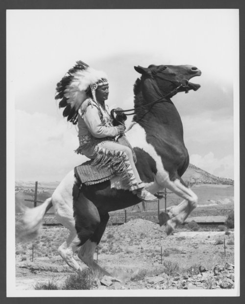 Apache Chief Deerfoot - Page