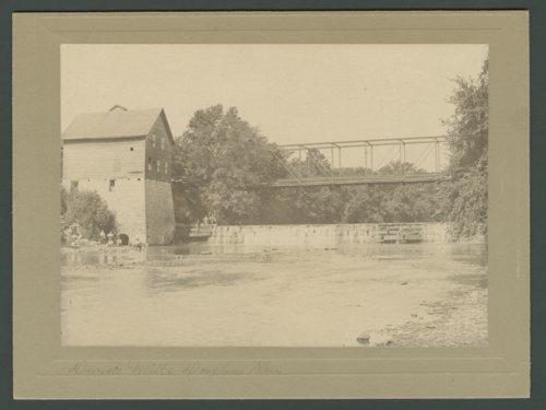 Dunn's Mill, Douglas, Kansas - Page