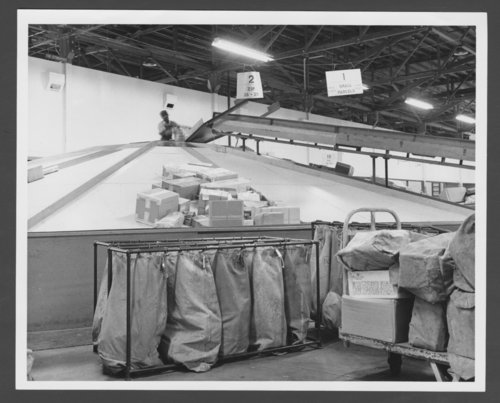 Cheli distribution center, Bell, California - Page