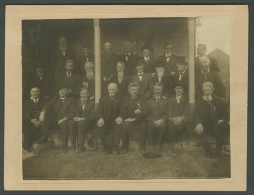 Grand Army of the Republic, Gardner, Kansas - Page